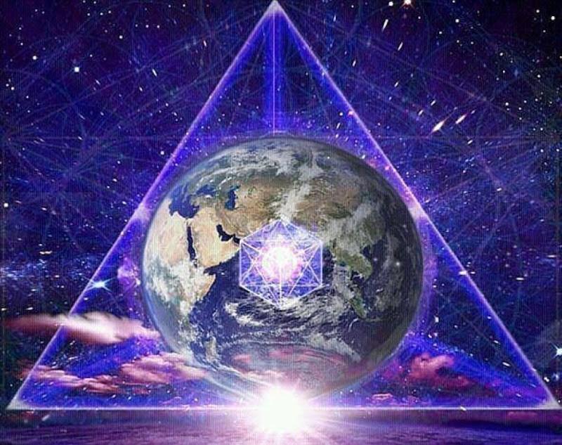 энергия планеты